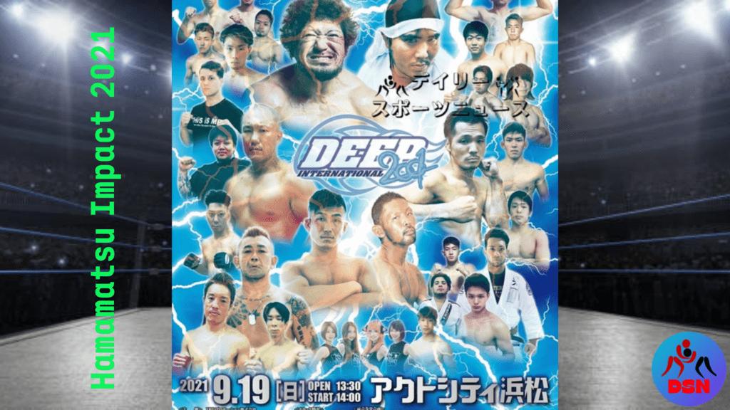 Deep Hamamatsu Impact 2021 生中継、日付と時刻、オッズ、TV放送